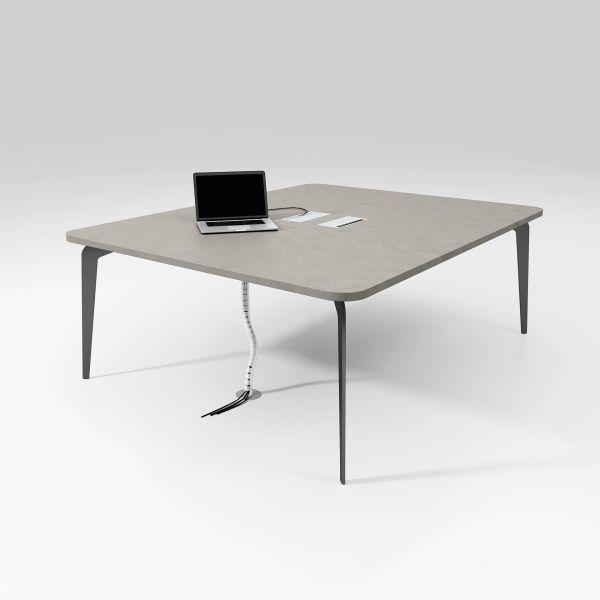 IDO CollectionX Designer 2er Arbeitspöatz