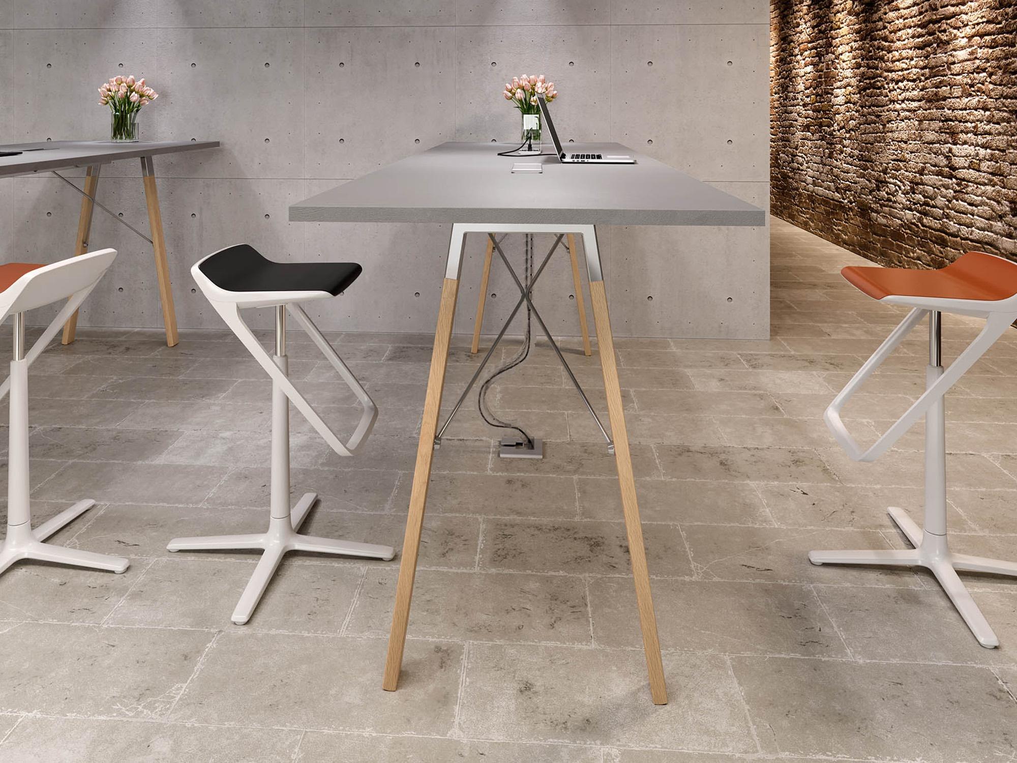 Stehtisch design flow sitz stehtisch with stehtisch design simple stehtisch originelles design - Stehtisch buro selber bauen ...