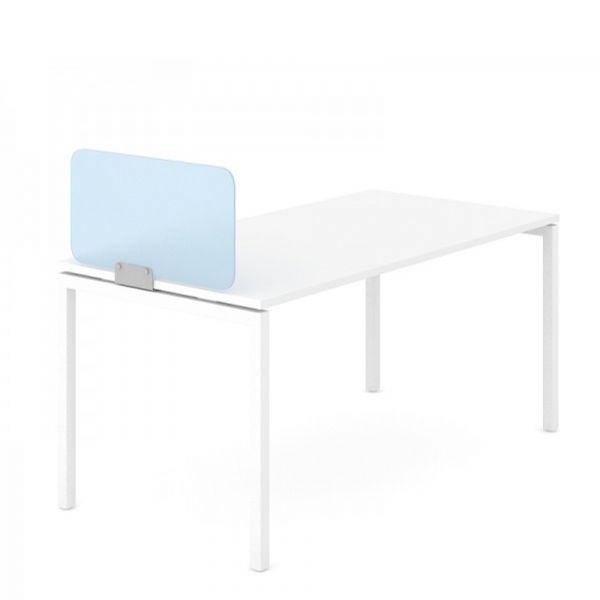 plexi tischtrennwand f r tischseite aus plexiglas tischtrennw nde akustik alle kategorien. Black Bedroom Furniture Sets. Home Design Ideas