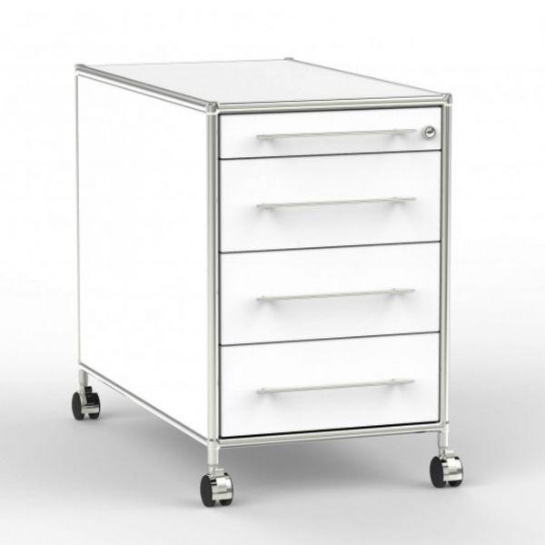 Gabler Büromöbel SystemFX2 Rollcontainer mit 3 x Schublade und Materialschublade