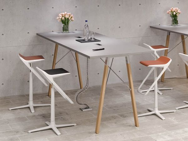 ITO Stehtisch Collection Wood Eiche