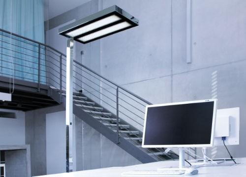 Beleuchtung für das Büro - optimale Lichtverhältnisse