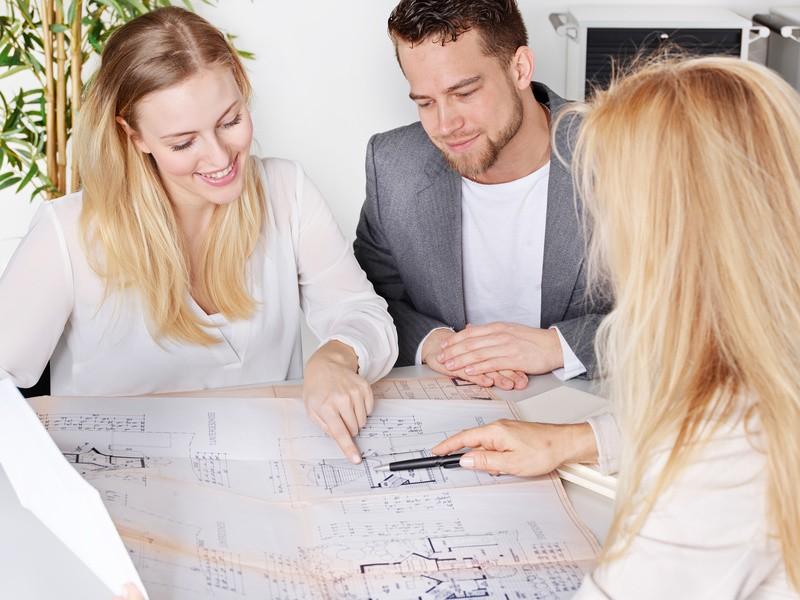 Büromöbel Kundenservice Planung