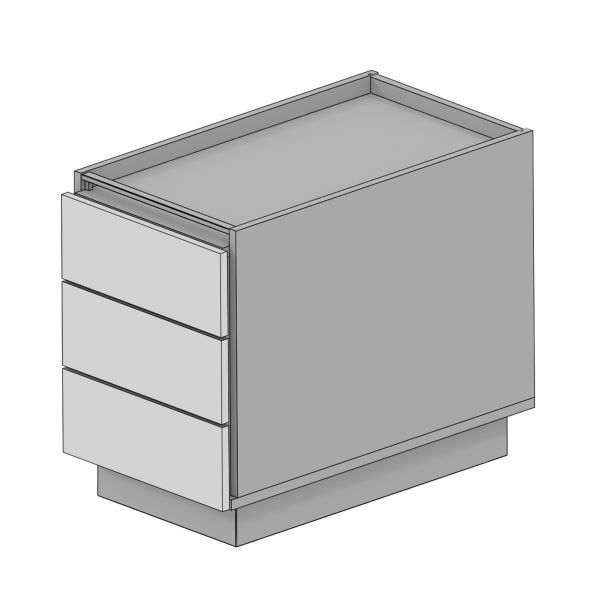 Balma Plus K2-43-M Standcontainer mit 3 x Schublade