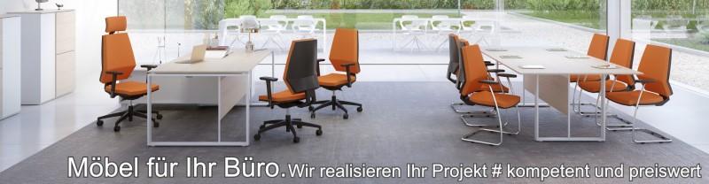 Planung Büroeinrichtung
