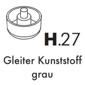 Frezza_Fuss_Gleiter_Kunststoff_grau
