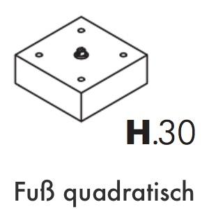 Frezza_Fuss_quadratisch