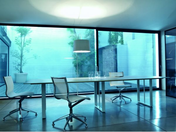 frezza Velvet Konferenztisch in 320x120 cm für 12 Personen
