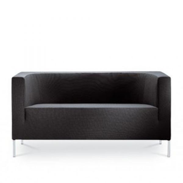 Gabler Büromöbel KUBIK Loungesofa 2-Sitzer