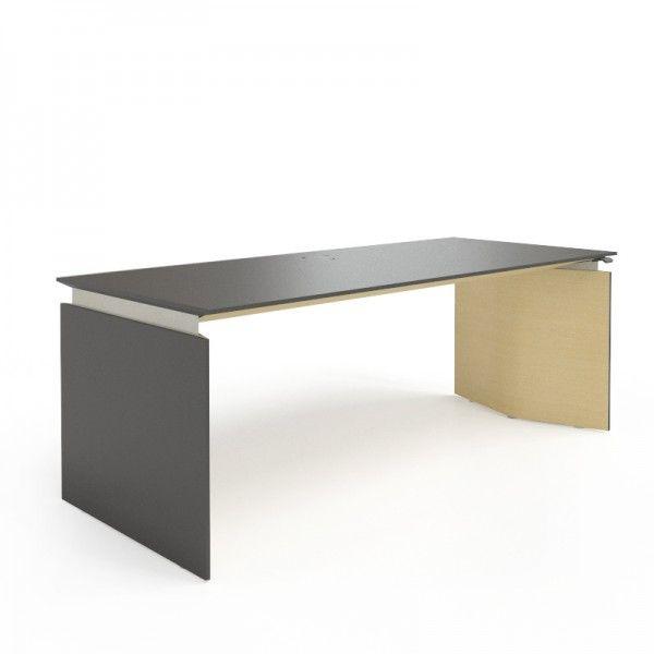 Luxus Schreibtisch elektrisch höhenverstellbar