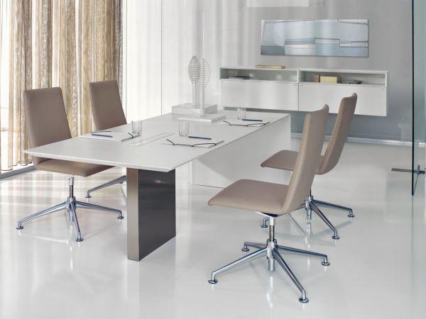 hund Möbelwerke - M-Line Konferenztisch M-Media 220x100
