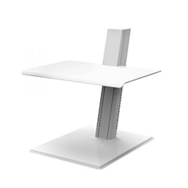 Humanscale QuickStand Eco für Laptop weiß