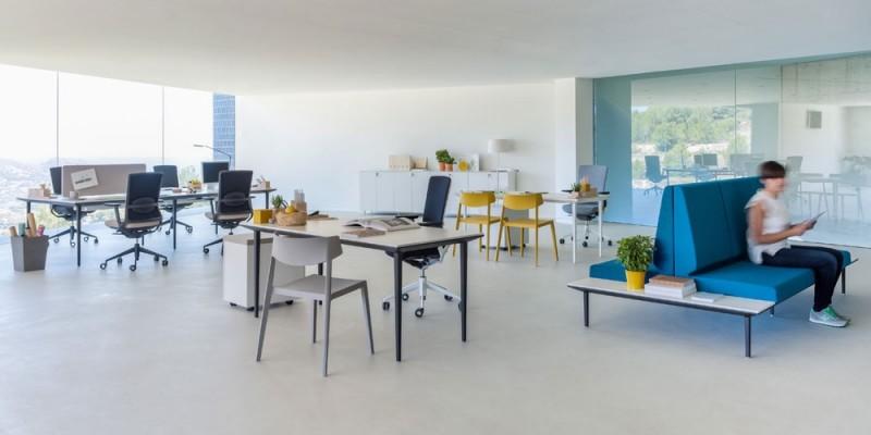 Open Work Space 2.0 Büroeinrichtung