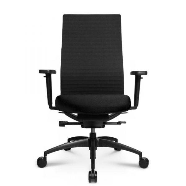 Wagner ErgoMedic 100-3 Bürostuhl gepolstert mit Steppung