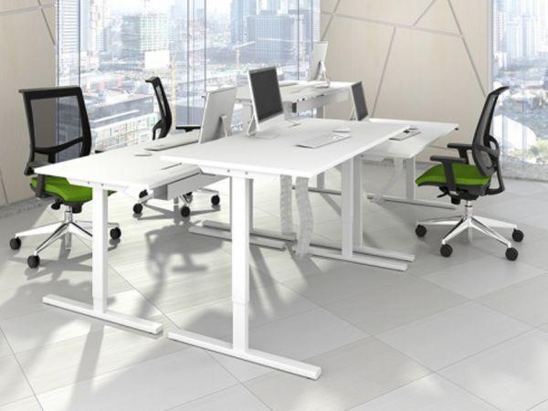 Schreibtisch Agile elektrisch höhenverstellbar