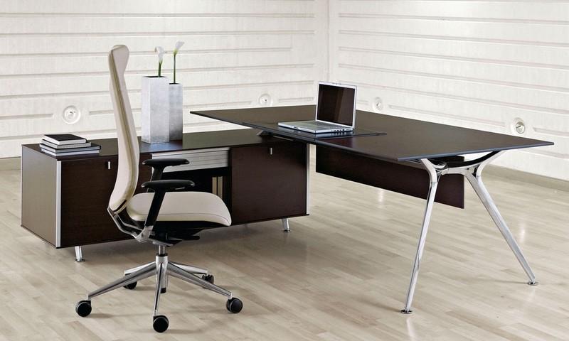 Chefbüro Einrichtung - Executive Office | Büromöbel günstig online ...