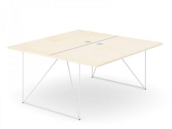 Schreibtisch Loft - Design Teamschreibtisch