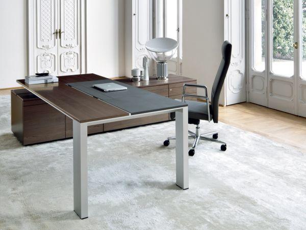 Frezza ONO Schreibtisch mit Sideboard lang