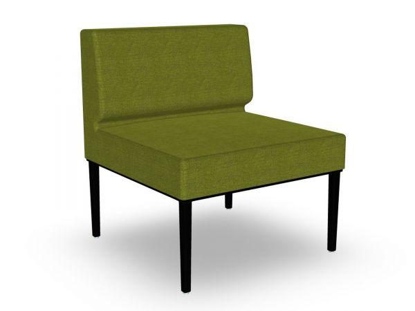 Actiu LONGO NOMADA LG12 1-Sitzer Element ohne Armlehnen