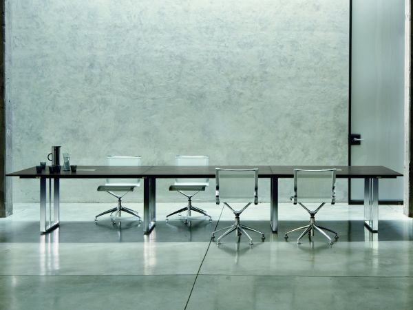 frezza Velvet Konferenztisch in 420x120 cm für 14 Personen