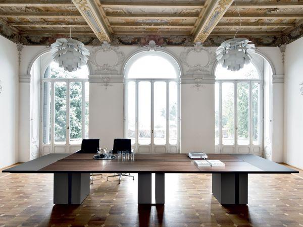 Frezza ONO Konferenztisch 320/360x120/140 cm