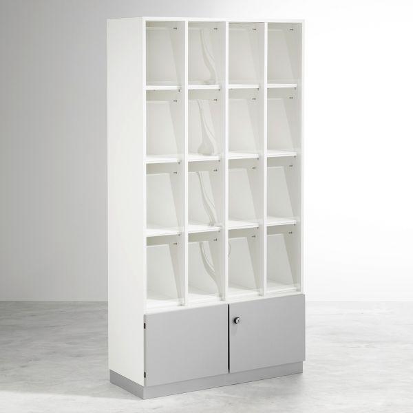 hund Möbelwerke - Qbix 45 Schrank für Prospekte | Karteischränke ...