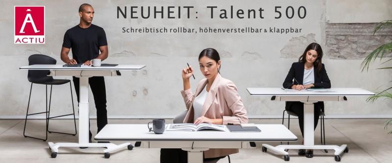 Actiu Talent 500 Schreibtisch