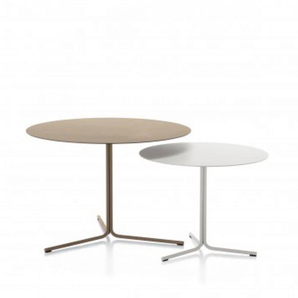 kastel kapio tisch mit tischplatte 80 cm rund stehtische. Black Bedroom Furniture Sets. Home Design Ideas