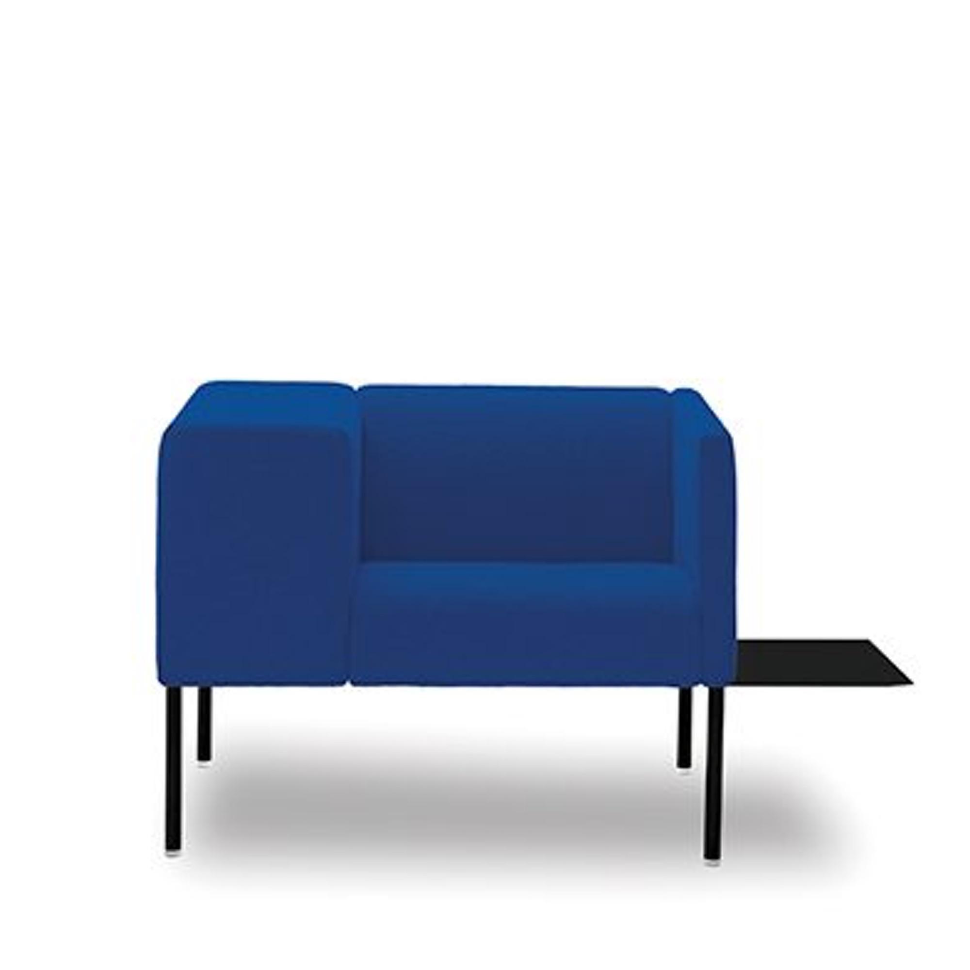 viccarbe loungesessel brix mit breiter armlehne sessel empfangsm bel alle kategorien. Black Bedroom Furniture Sets. Home Design Ideas