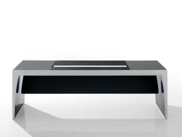 Frezza CX Managemet-Schreibtisch in Premium Echtholz Furnier