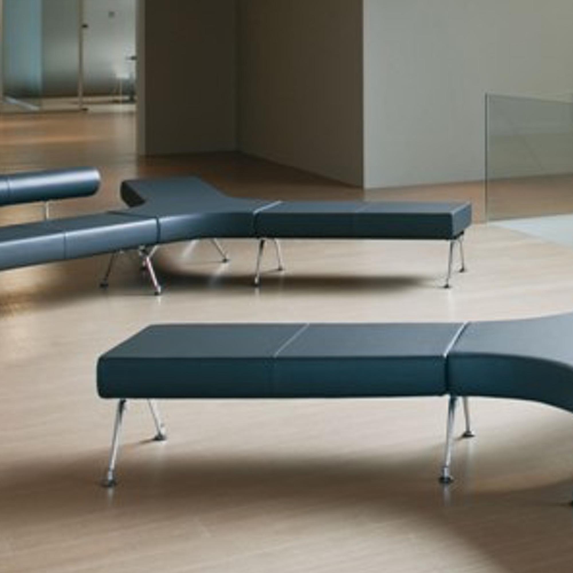 kastel kuros 90 als 2 sitzer sitzbank ohne r ckenlehne sofas lounge empfangsm bel alle. Black Bedroom Furniture Sets. Home Design Ideas