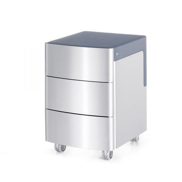 interstuhl Silver Rollcontainer 864S mit 3 Schubladen