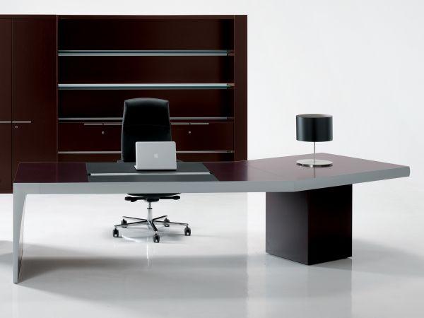 Frezza CX Winkelschreibtisch fürs Management