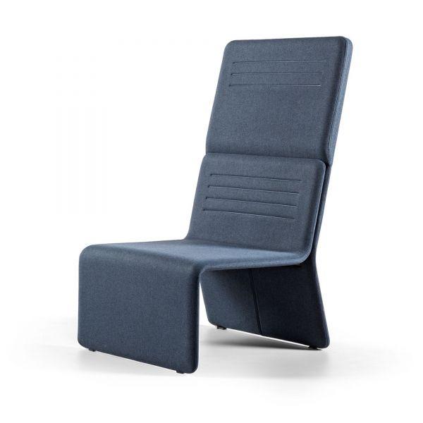Actiu SHEY hoch - flexibles Sitzmöbelsystem für Empfang