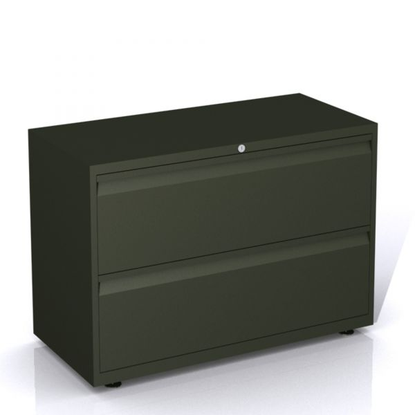 Bisley LateralFile 10C202HQ Standcontainer 70x100x47 cm (HxBxT)