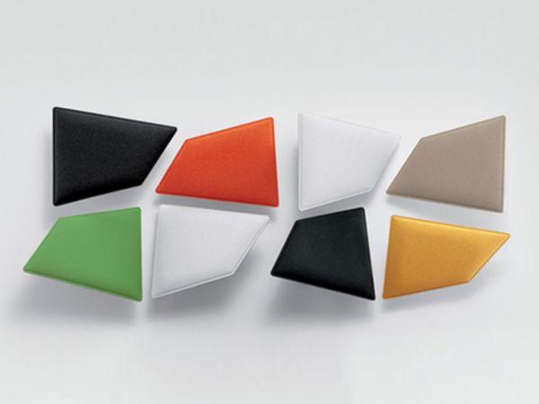 Caimi Brevetti Flap flexible Wand- und Deckenakustik mit flexible Panelle