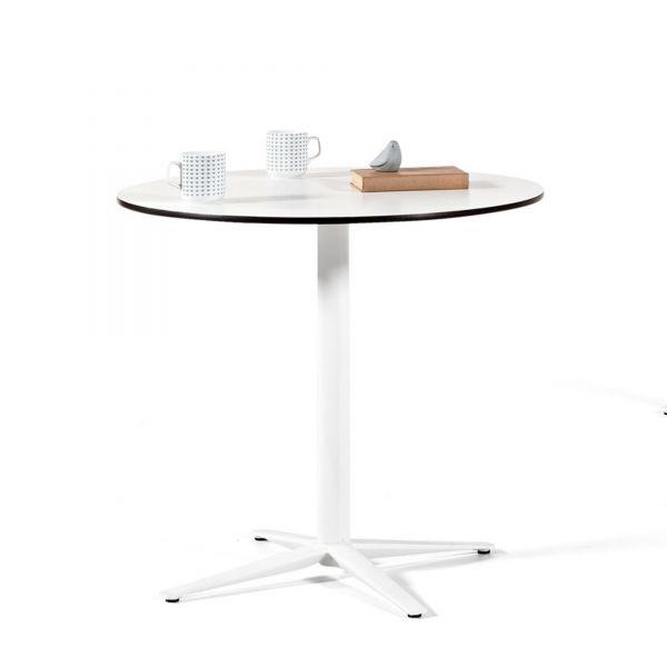 Actiu TABULA TAR20 Tisch mit Compact Laminat Tischplatte und 4-Fuß