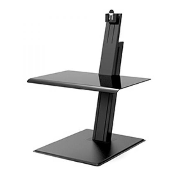 Humanscale QuickStand Eco für Einzelmonitor schwarz