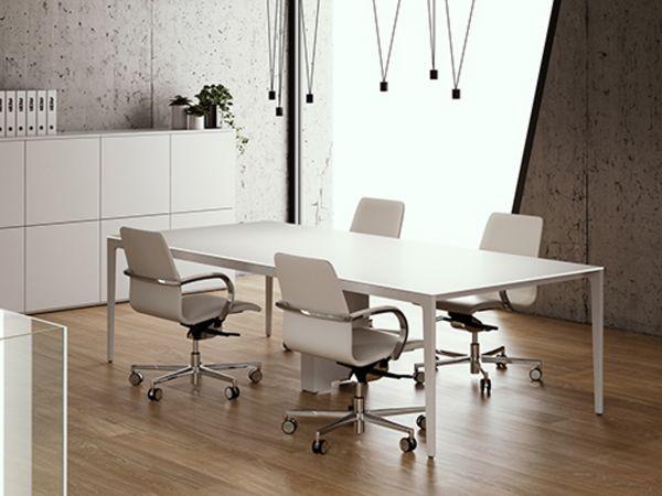 Frezza ALPLUS Konferenztisch 240x120 cm