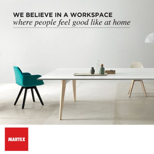 Martex Office fells like your Home