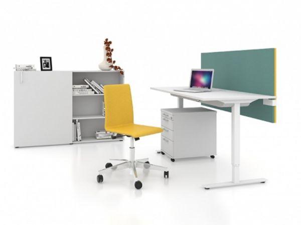 Schreibtisch Clever elektrisch höhenverstellbar
