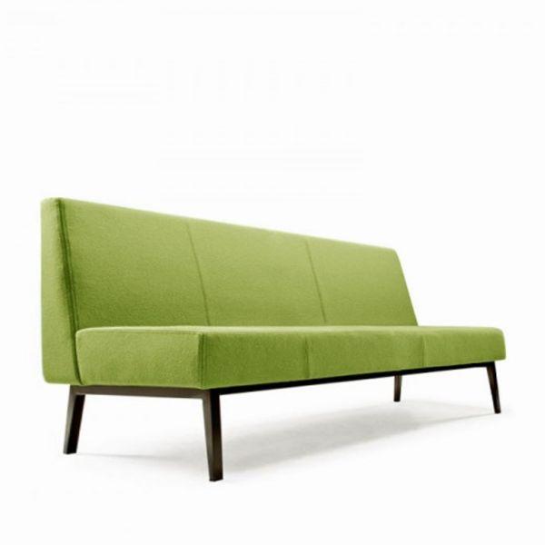 Gabler Büromöbel LOOP 3-Sitzer Loungesofa