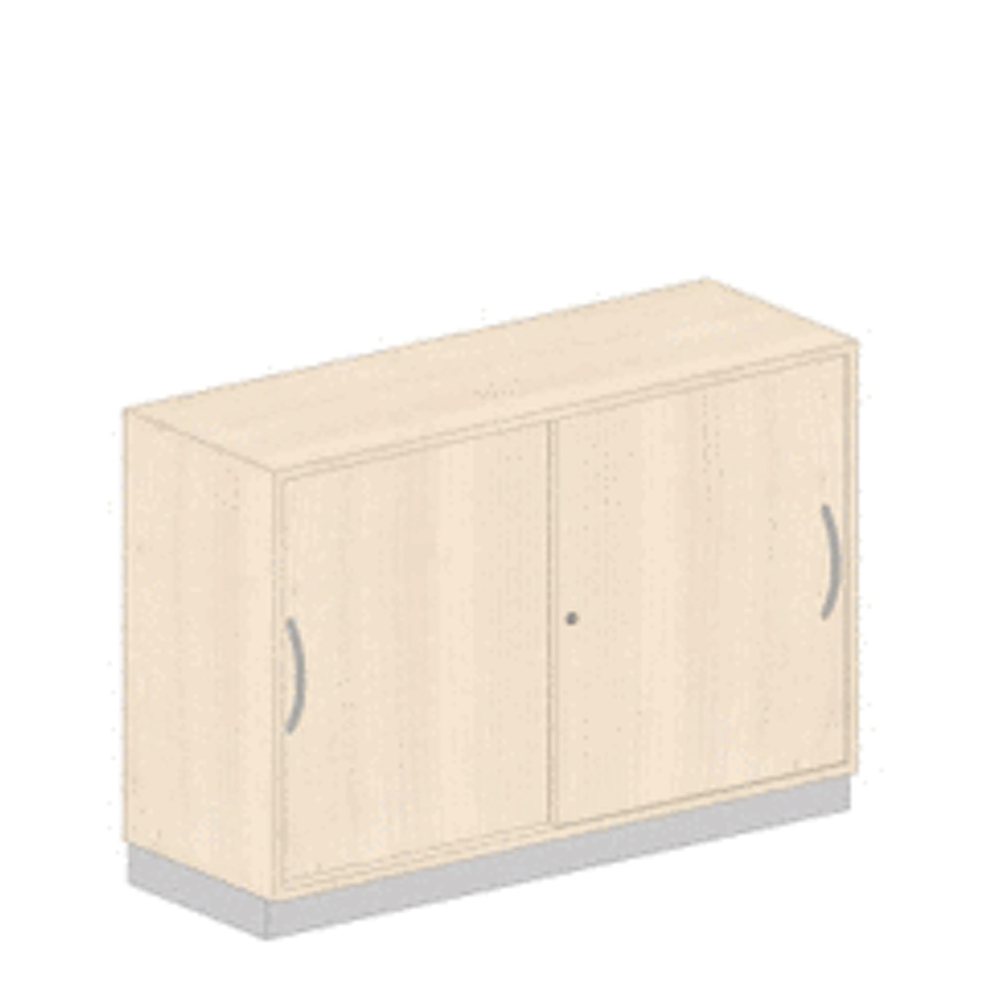 qbix45 schrank mit schiebet r hund b rom bel b rom bel g nstig online bestellen. Black Bedroom Furniture Sets. Home Design Ideas