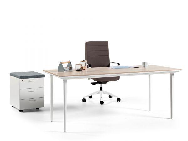 Actiu LONGO Schreibtisch für Einzelplatz