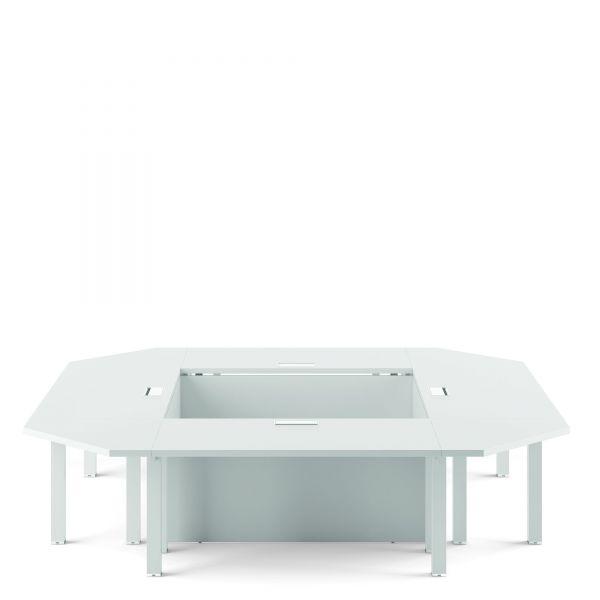 frezza Asset Konferenztisch 320x320 cm